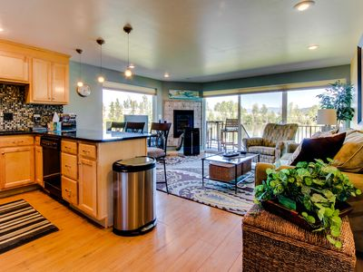 Photo for Luxurious, dog-friendly, waterfront getaway w/ free boat slip, shared pool