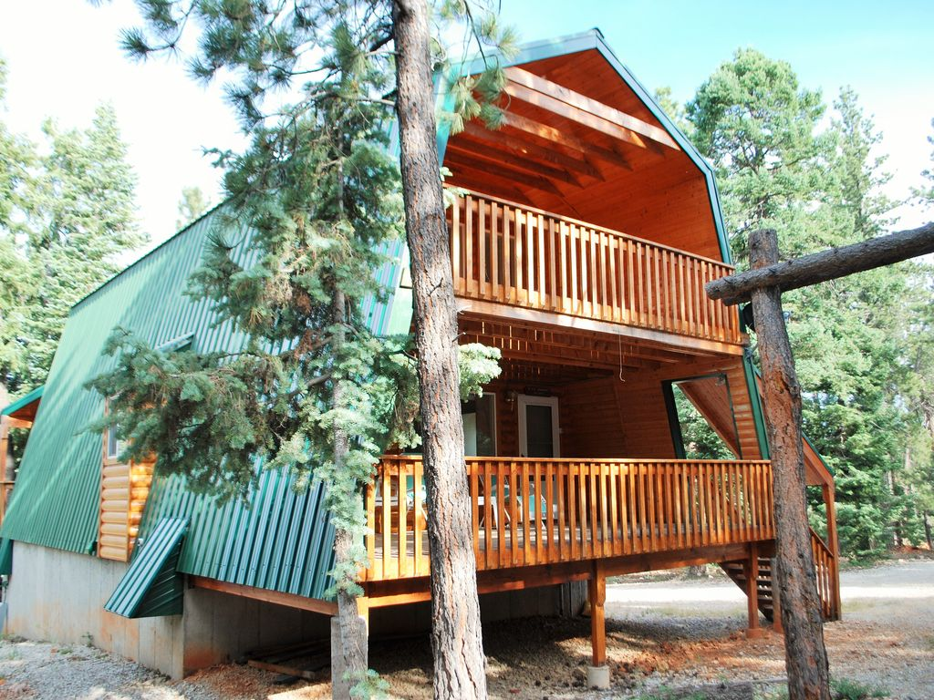 Cabine in duck creek village verenigde staten 12 for Cabine vicino a bryce canyon