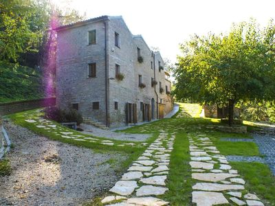 Photo for Holiday house Santa Vittoria in Matenano for 10 persons with 5 bedrooms - Holiday house
