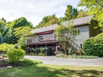 Photo for Private Home Overlooking Seneca Lake, Close To Downtown Watkins Glen