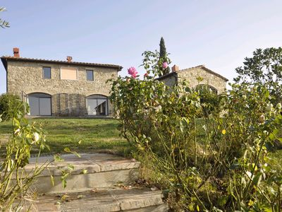 Photo for CHARMING VILLA near Grassina with Pool & Wifi. **Up to $-1798 USD off - limited time** We respond 24/7