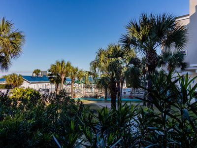 Photo for Beach Club 117: 3  BR, 2  BA Condominium in Tybee Island, Sleeps 6