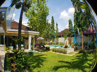 Photo for Villa Bunny Seminyak close to the beach,