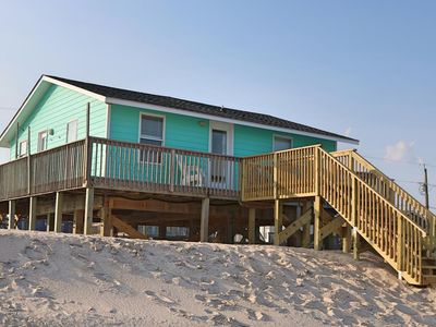 Photo for Oceanfront 3 Bedroom Home in Surf City