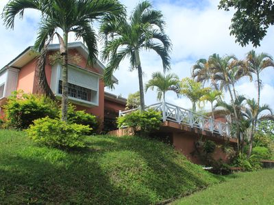 Photo for 4 BD / 3 1/2 BA Farmhouse ~ Nestled In The Cool Hills Of St. Mary, Jamaica