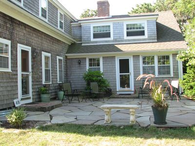 Photo for Slice of Old Cape Cod, 5BR, Secluded, 5 minute Walk to Beach or Drive To Town