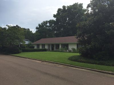 Photo for 5 bedroom home less than one mile from Ole Miss Campus and Square!