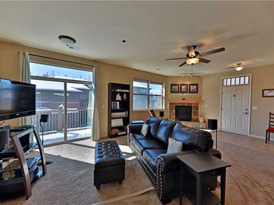 Photo for Comfortable pet friendly* condo on free bus route, hiking trails