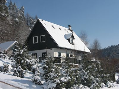 A cozy and well furnished vacation apartment on the edge of the Giant Mountains