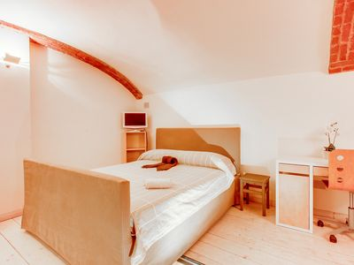 Photo for Milan Navigli Split level Apartment Free Wi-fi