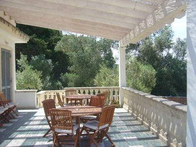 Photo for Gallipoli, Baia Verde area exclusive villa at 200 meters from the beach and the premises.