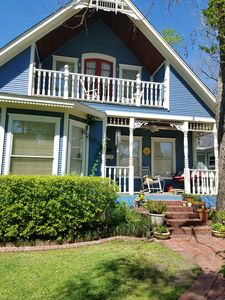 Photo for Houston Heights Victorian  Home