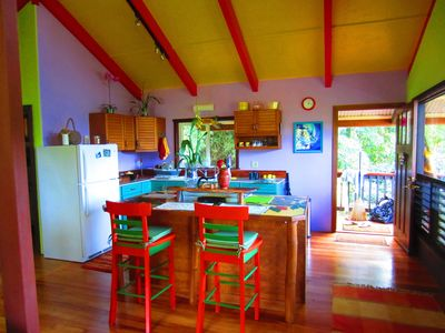 Photo for Pua Malu Cottage ,Charming Private house..Situated on Avocado and Citrus Orchids