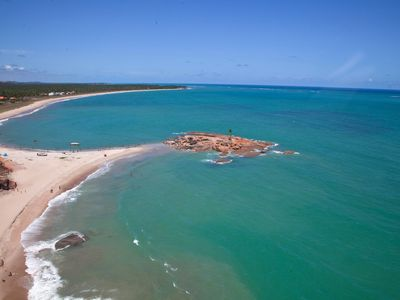 Photo for Casa à Beira Mar, almost deserted beach, on the South Coast of Pernambuco