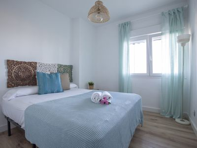 Photo for Apt in the Sea (10 meters beach) 3 bedrooms and 2 bathrooms