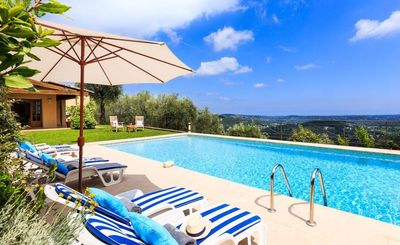 Photo for 5 bedroom accommodation in Grasse
