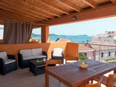 Photo for Apartment Sime A5 with balcony in Villa Vulin. top location !