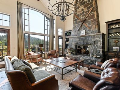 Photo for Luxury Townhouse on Whitefish Mountain Resort, hiking trails, minutes from town
