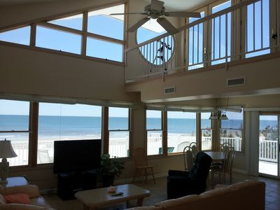 "Photo for LBI BEAUTIFUL AND SPACIOUS OCEANFRONT ""ONE OF A KIND"""