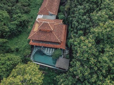 Photo for Luxury 3 Bedrooms Villa with River View in Ubud
