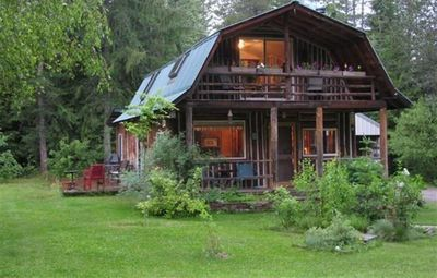 Photo for 4BR Cabin Vacation Rental in Sandpoint, Idaho