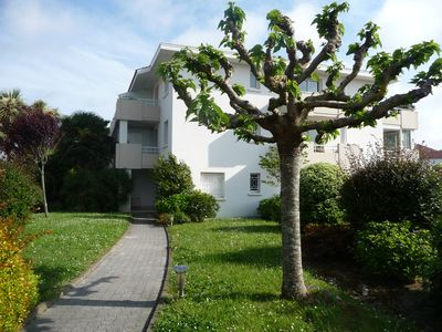 Photo for QUIET FLAT 2 BEDROOMS ANGLET / BIARRITZ 3 KM FROM BEACHES AND CHAMBRE D AMOUR