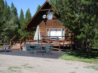 wyoming colter national pin grand bay park cabins lodge teton