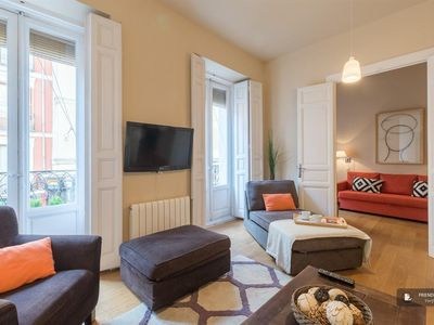 Photo for Friendly Rentals The San Anton II apartment in Madrid