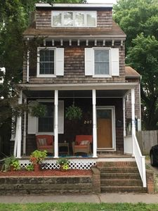 Photo for Beautiful Eastport Home walking distance to downtown and USNA. Includes parking