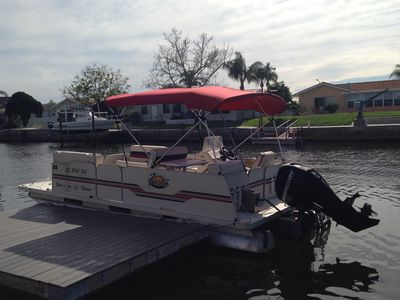 Waterfront Home - Heated Pool, Pontoon Boat, Gulf Access