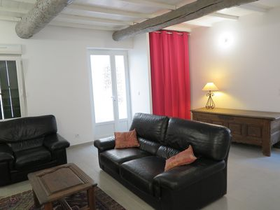 Photo for Between Béziers and Narbonne, Cathar village house, surrounded by vineyards.