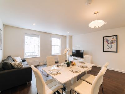 Photo for THE SOUTH KENSINGTON COLLECTION - 3 BEDROOM SUITE FOR 8 GUESTS - FLAT 2