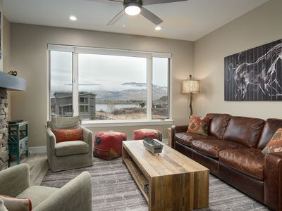Photo for 4BR Townhome Vacation Rental in Huntsville, Utah