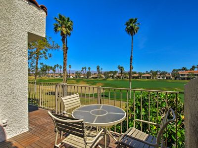 Photo for NEW! La Quinta Resort Condo on 5th Hole PGA Course