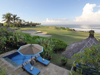 Photo for Sunset Golf, 3 Bed Car+Driver, Tanah Lot