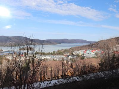 Photo for SKI IN/OUT luxury 3Bd condo - amazing view