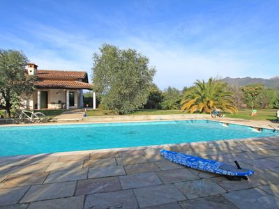 Photo for Villa in Forte Dei Marmi with 6 bedrooms sleeps 9