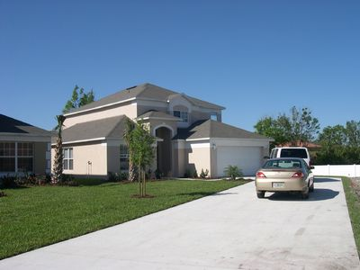 Photo for 5 BED CLOSE TO DISNEY PRIVATE POOL WIFI HOT TUB GAMES ROOM CLOSE TO PARKS