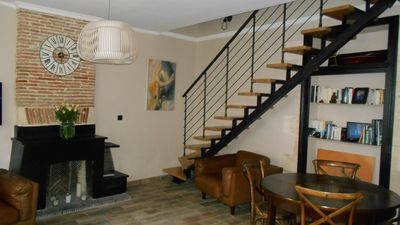 Photo for town house close to the market la rochelle near the port