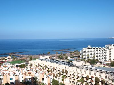 Photo for Apartment Torres with sea view, Las Americas