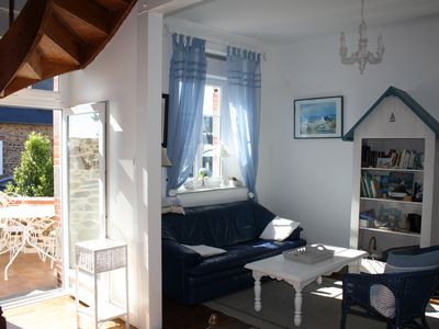 Photo for Ker blue charming house in Perros Guirec
