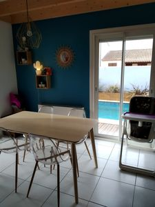 Photo for House with private pool near the beach