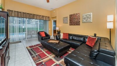 Photo for Games Room and Spa In Gated Resort Community