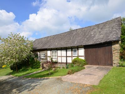 Photo for An ideal choice for a relaxing stay for a couple. This charming renovated barn faces south-west and
