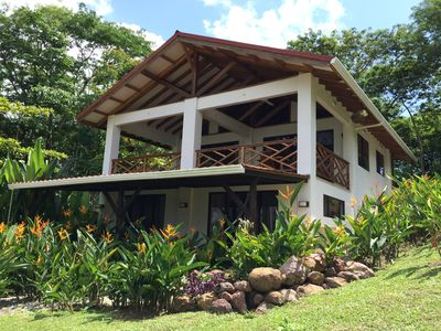 Photo for Luxury One Bedroom Villa -  Tropical Gardens and ocean views