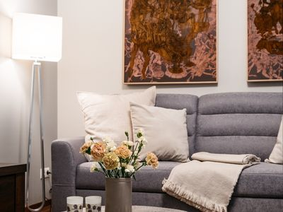 Photo for Modern Apartment in Heart of the Jewish Quarter *MASSAGE