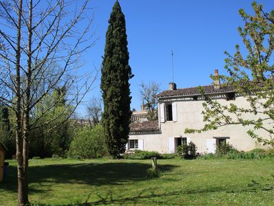 Photo for The lodging of Dauga: a charming house in Gironde