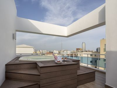 Photo for Vip Luxury Rooftop Penthouse & Jacuzzi