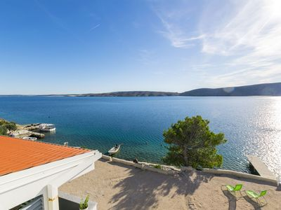 Photo for Apartments Ante (28991-A5) - Vlasici - island Pag