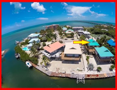 Photo for Oceanfront Home; Great Views; Large Boat Dock! Access to Pool; Remodeled!
